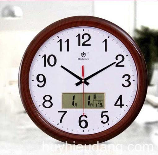 Đồng hồ treo tường 3