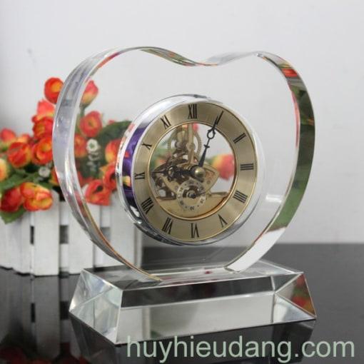 Đồng hồ để bàn 18