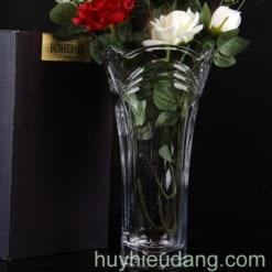 Lọ hoa pha lê 12