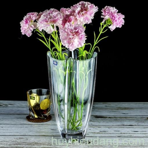 Lọ hoa pha lê 10