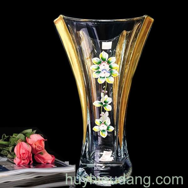 Lọ hoa pha lê tiệp 33