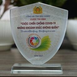 Kỷ niệm chương pha lê 39